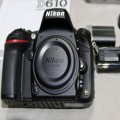 New Nikon D610 Full Frame DSLR Body