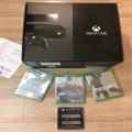 JUAL XBOX ONE Day One Edition SYSTEM 500GB  3 GAMES KINECT XBOX LIVE RARE ORIGINAL Termurah