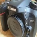 JUAL E21-04 Nikon D7100 24.1 MP Digital SLR Camera w/ VR 16-85 mm ORIGINAL Termurah