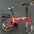 JUAL Bofeili Folding Touring Electric Bicycle Lithium Battery ORIGINAL Termurah