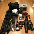 JUAL NEW Canon EOS 5D Mark IV 30.4 MP Digital SLR Camera W/3 CanonEFLens,W2.4GHZ,Mic ORIGINAL Termurah