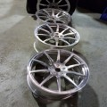 JUAL Mustang/BA/FG Forged Alloy Wheel set ORIGINAL Termurah